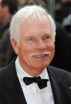 "Ted Turner attends ""Gorby 80- Gala Concert"" in London"