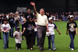 Arizona Diamondbacks Celebration