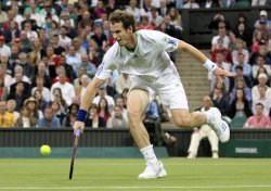 Murray returns at Wimbledon.