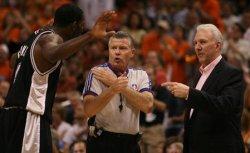 NBA PLAYOFFS ROUND TWO SAN ANTONIO SPURS VS PHOENIX SUNS