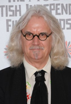 Billy Connolly attends The 15th Moet British Independent Film Awards in London.