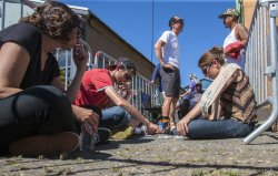 SEATTLE OPENS FIRST RECREATIONAL POT STORE