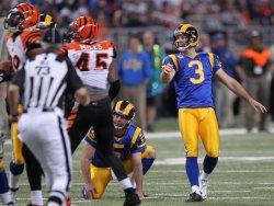 Cincinnati Bengals vs St. Louis Rams