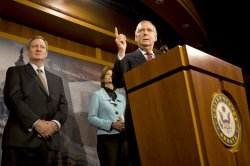 Republicans discuss Congressional delegation to Afghanistan and Pakistan