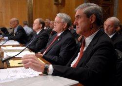 CHERTOFF MCCONNELL MUELLER AND REDD TESTIFY ON TERRORISM IN WASHINGTON