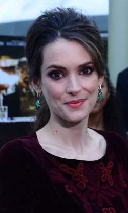"Winona Ryder attends ""The Iceman"" premiere in Los Angeles"