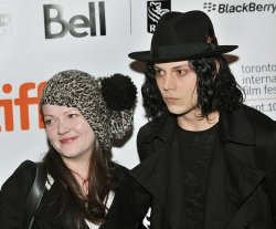 Jack and Meg White attend Toronto International Film Festival