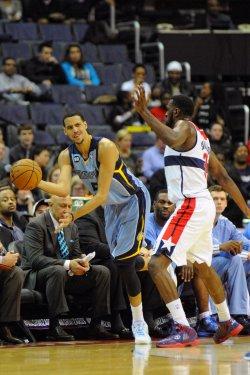 Washington Wizards vs Memphis Grizzlies in Washington