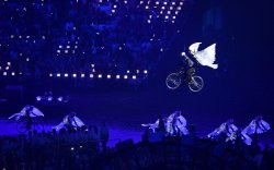 Opening Ceremony of the 2012 London Summer Olympics