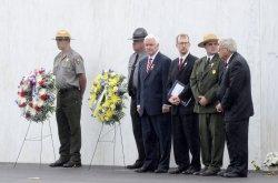 Flight 93 Memorial in Shanksville, Pennsylvania
