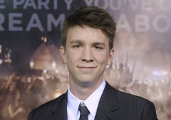 "Thomas Mann attends the premiere of the film ""Project X"" in Los Angeles"