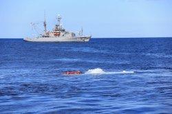 Submarine Rescue Exercise at RIMPAC
