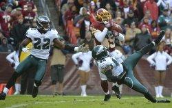 Philadelphia Eagles vs Washington Redskins in Landover, Maryland