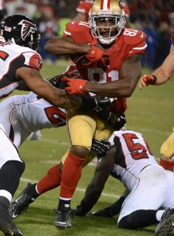 San Francisco 49ers vs. Atlanta Falcons