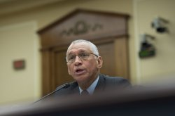 NASA Administrator Charles Bolden Jr. testifies on NASA's Budget in Washington, D.C.