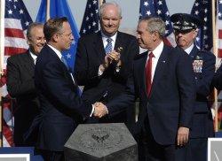 USAF MEMORIAL DEDICATION