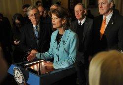 Sen. Murkowski speaks on the health care vote in Washington