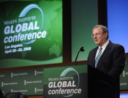 2008 Milken Institute Global Conference in Beverly Hills, California