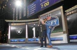 2014 NFL Draft at Radio City Music Hall