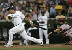 Arizona Diamondbacks vs San Diego Padres