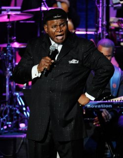 George Wallace performs at the Soul Train Awards 2012 in Las Vegas