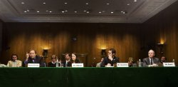 Iraq War funding hearing in Washington