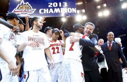 NCAA Big East Basketball Championship Final