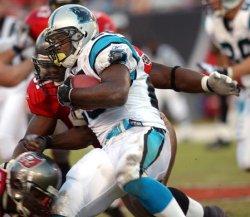 Tampa Bay Buccaneers beat Carolina Panthers 23-10