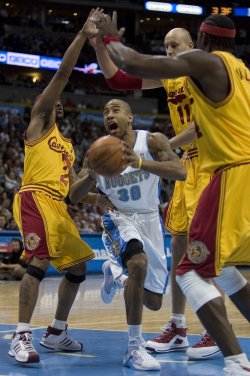 Denver Nuggets host Cleveland Cavaliers