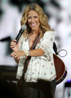 Sheryl Crow performs in concert in Florida