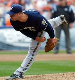 Milwaukee Brewers vs New York Mets
