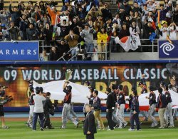 World Basball Classic championship held in Los Angeles
