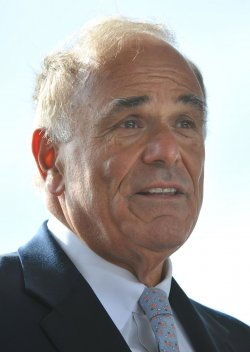 Gov. Ed Rendell speaks on 9/11 in Shanksville, Pennsylvania