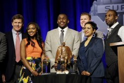 NFL Walter Payton Man of The Year Press Conference