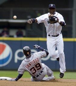 Detroit Tigers vs Seattle Mariners in Seattle