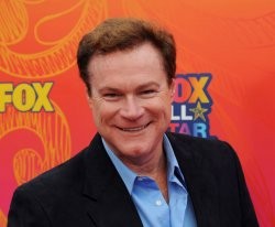 David Keith attends the FOX All-Star Party in Santa Monica, California