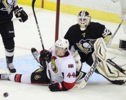 Penguins Defeat Senators 4-3 in Pittsburgh