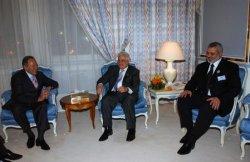 ARAB LEADERSHIP MEETS IN SAUDI ARABIA