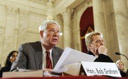 Senate Committee reviews BP Deepwater Horizon Commission report in Washington