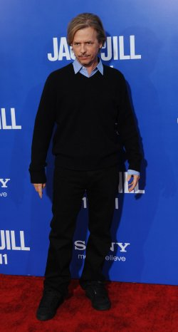 "David Spade attends the ""Jack and Jill"" premiere in Los Angeels"