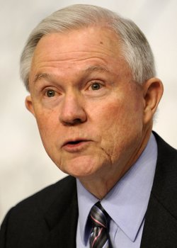 Senator Sessions attends Senate Budget Committee
