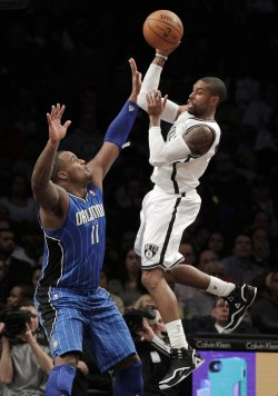Nets vs Magic at the Barclays Center
