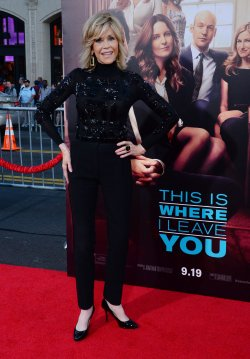 """""""This Is Where I Leave You"""" premiere held in Los Angeles"""