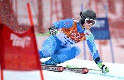 Ladies' Giant Slalom at the Sochi 2014 Winter Olympics
