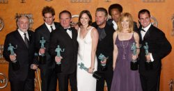 11th ANNUAL SCREEN ACTOR GUILD AWARDS BACKSTAGE