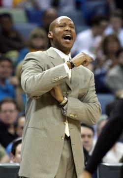 Boston Celtics vs New New Orleans Hornets in New Orleans