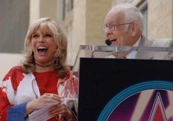 NANCY SINATRA RECEIVES STAR ON HOLLYWOOD WALK OF FAME