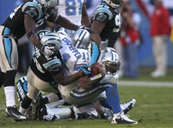 Carolina Panthers host the Detroit Lions in Charlotte
