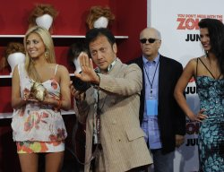 """You Don't Mess With the Zohan"" premieres in Los Angeles"