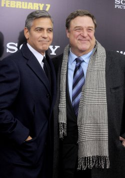 The Monuments Men' premiere at Ziegfeld Theatre